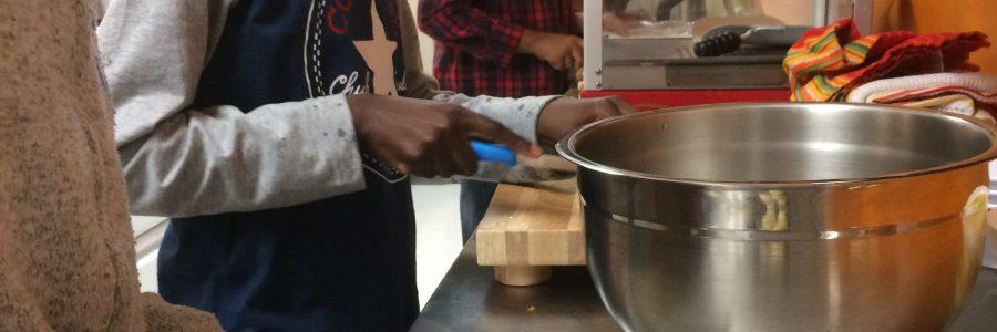Feeding Students' Bodies and Minds at École élémentaire publique Mauril-Bélanger